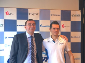 Михаил Алешин нацелился на место в команде Формулы-1