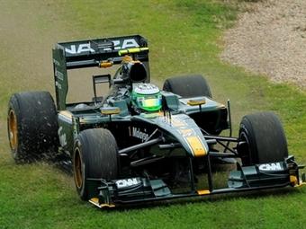 Команда Lotus будет использовать коробки передач Red Bull