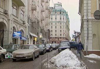 Движение в центре Москвы станет односторонним до конца 2010 года