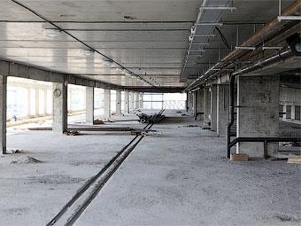 Власти Москвы назвали места строительства 17 перехватывающих парковок