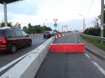 Улицы в Москве будут перекрывать только с разрешения департамента транспорта