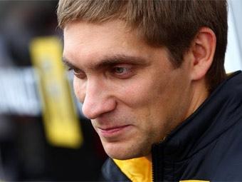 Виталий Петров остается в Renault F1
