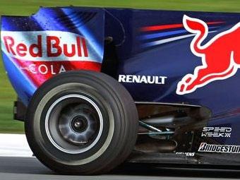 Мотористы Renault подтвердили контракты с Red Bull и Lotus