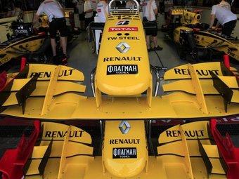 """Банк Москвы"" сменит водку ""Флагман"" на борту болида Renault F1"