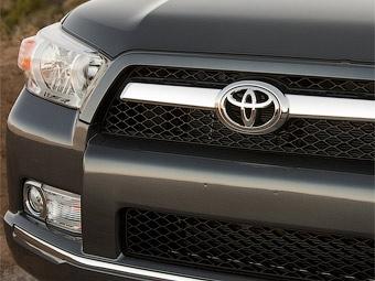 Компания Toyota увеличила план по продажам в 2010 году в связи с высоким спросом