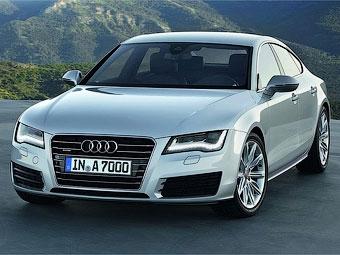 Объявлены российские цены на Audi A7 Sportback