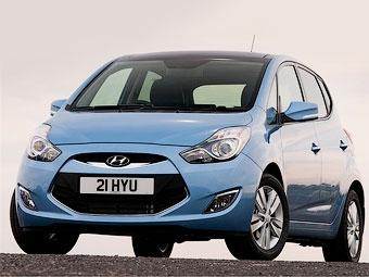 Рассекречена новая модель Hyundai