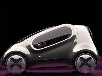 Kia представит прототип городского электрокара