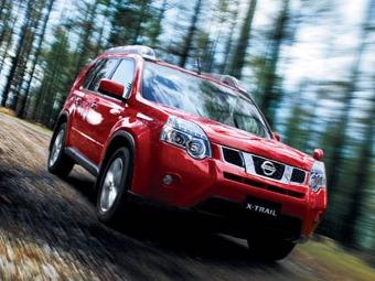Продажи обновленного Nissan X-Trail в России стартуют в начале 2011 года
