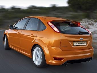 Ford Focus ST запретят продавать в Европе с 2011 года