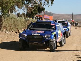 """Компания Volkswagen подтвердила участие в """"Дакаре-2011"""""""