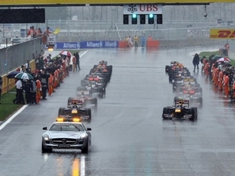 Фернандо Алонсо возглавил чемпионат мира Формулы-1