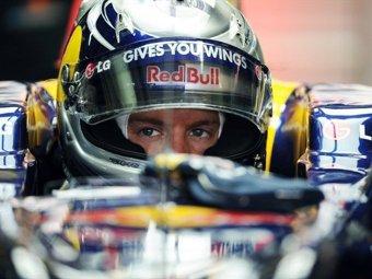Квалификацию Гран-при Кореи выиграл Себастьян Феттель