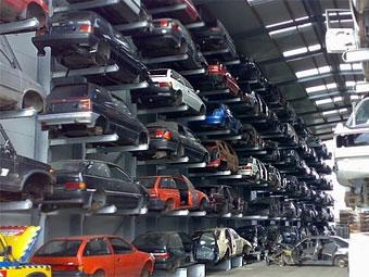 Минприроды предложило платить владельцам старых машин по 50 тысяч рублей
