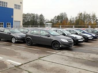 В России возник дефицит автомобилей