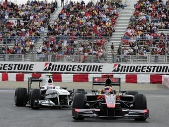 В Формулу-1 вернется правило 107 процентов