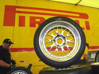 Компания Pirelli стала официальным поставщиком шин Формулы-1