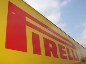 Команды Формулы-1 предпочли шины Pirelli