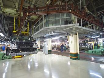 """Повышенный спрос заставил """"УАЗ"""" увеличить объем производства"""