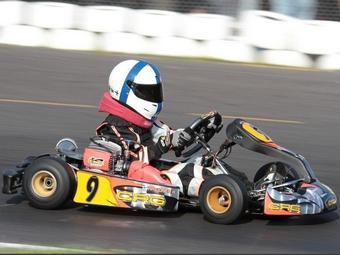 Сын Мики Хаккинена начал карьеру в автогонках