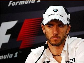 Команда Формулы-1 Sauber нашла замену де ла Росе