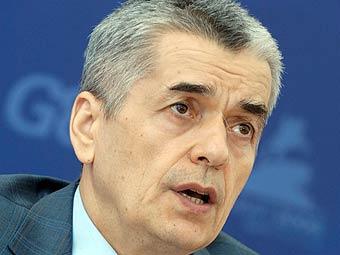 Онищенко считает преступлением введение допустимой нормы алкоголя для водителей