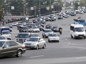 Госдума оставила транспортный налог на прежнем уровне