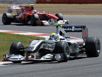 Команды Mercedes и Ferrari на Гран-при Германии обновят болиды