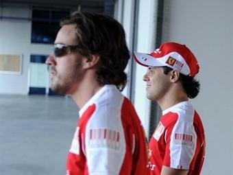 Фелипе Масса согласился на статус второго пилота в Ferrari