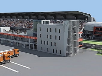 Владельцы гоночной трассы Moscow Raceway выбрали нового подрядчика