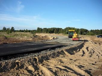 Организаторы Moscow Raceway возобновили строительство гоночной трассы