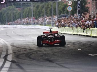 Сочинским властям предложили после Олимпиады принять Формулу-1
