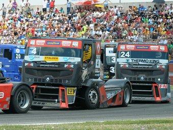 Россия впервые примет этап Чемпионата Европы по гонкам грузовиков