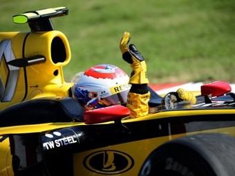 Виталий Петров провел лучшую гонку Формулы-1 в карьере