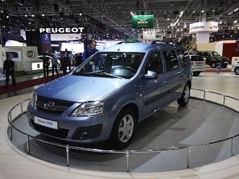 На Московском автосалоне показали новый универсал Lada