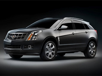 Новый Cadillac SRX доберется до России в июле