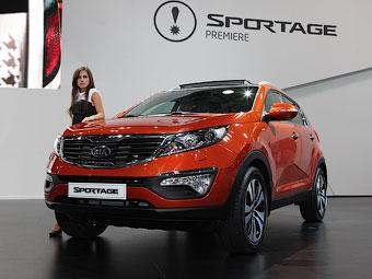 Новый Kia Sportage появится у российских дилеров 1 сентября