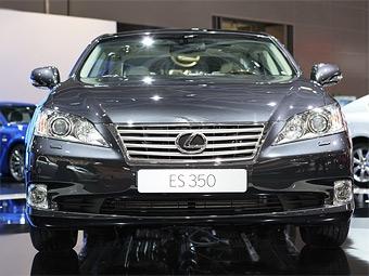 На Московском автосалоне объявили цены на новые модели Lexus
