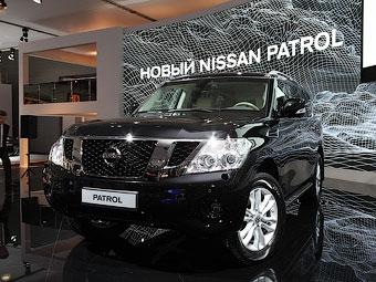 Названы цены на новый Nissan Patrol