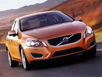 Названы российские цены на новый Volvo S60