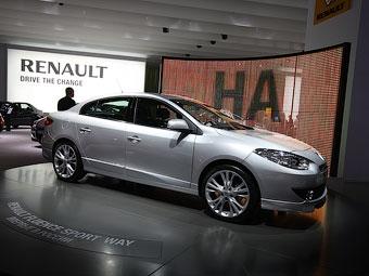 В России начнется сборка четырех новых моделей Renault
