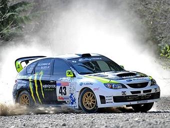Кен Блок выступит в WRC на автомобиле Ford