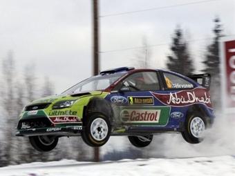 Хирвонен выиграл первый этап чемпионата WRC