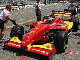 Руководство IndyCar выберет поставщика новых шасси