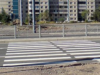 """Свидетели ДТП в Белгороде создали """"живой щит"""""""