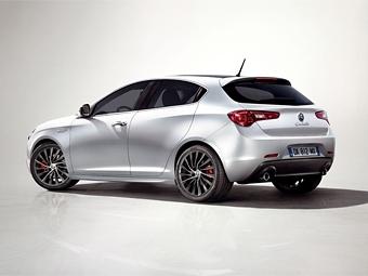 Alfa Romeo Giulietta получит светодиодные фары