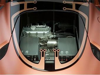 Lotus разработал гибридную версию спорткупе Evora