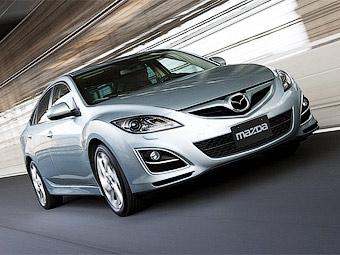 Объявлены российские цены на обновленные автомобили Mazda6