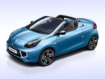 Компания Renault представила маленький родстер