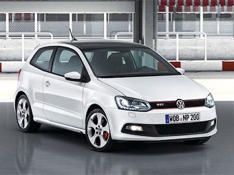 """Volkswagen представил """"заряженную"""" версию хэтчбека Polo"""